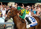 Dullahan Quick in Pacific Classic Workout