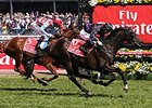 Fiorente Wins Melbourne Cup Over Red Cadeaux