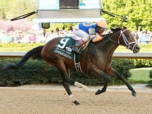 Overanalyze Makes Arkansas Derby Look Simple