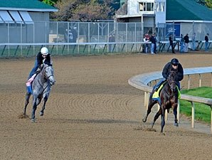 Baffert On Fence with Derby Contenders