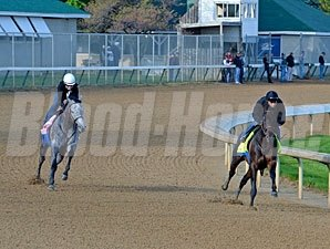 Code West and Midnight Lucky work together 4/28/2013.