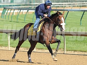 Union Rags - Churchill Downs, April 27, 2012.