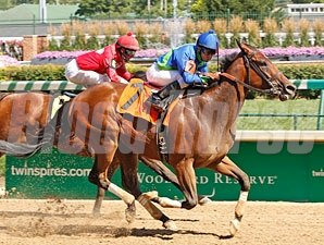 Delaunay wins the 2012 Kelly's Landing.