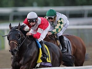 Fort Larned Assigned 124 for Gulfstream 'Cap