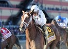 Pletcher's Duo Works in Mud at Palm Meadows