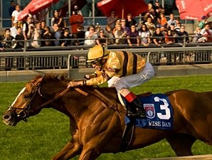 Wise Dan Comes Right Back in Shadwell Mile