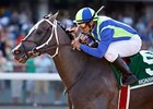 Western Smoke Wins Sapling, Just Like Sire