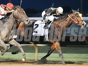 Lady Chace wins the 2009 Saylorville.