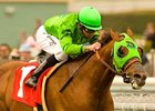 Morvich Kicks Off Santa Anita's Oak Tree Meet