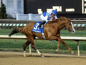 Shackleford Makes Exit With a Bang in Clark