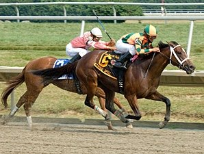 Proud Spell Rebounds in Delaware Oaks