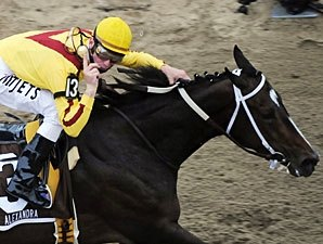 Filly Drives Preakness TV Ratings Up
