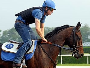 Brilliant Speed Has Big Fan in Owner Weber