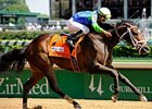 Arson Squad Defeats Solid Alysheba Field