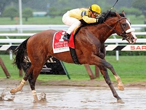 Union Rags Romps in Sloppy Saratoga Special