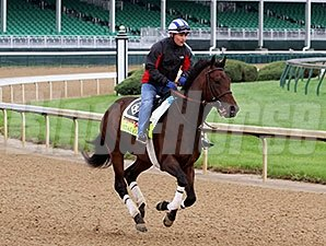 Medal Count - Churchill Downs, May 01, 2014