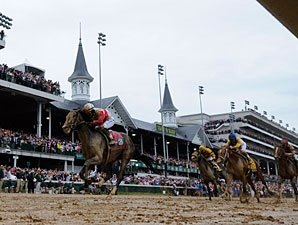 Churchill Adds Fourth Derby Future Wager Slot