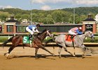 West Virginia Derby Is All Concord Point