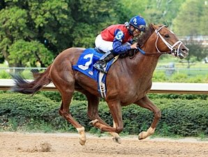 Smiling Tiger Tops Tough Churchill Downs Cast