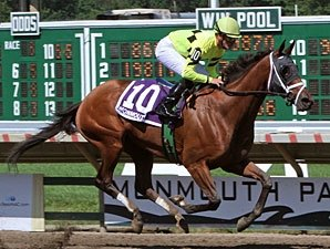 Quiet Giant to Face Eight in Molly Pitcher