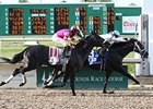 Revolutionary Finishes Job in Louisiana Derby