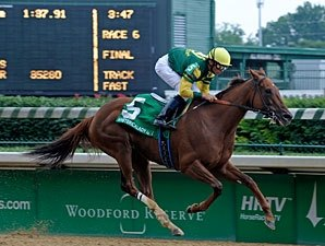 Two Stars Do Battle in Delaware Handicap