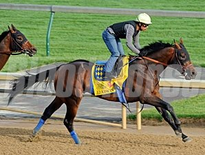 Liaison at Churchill Downs 4/30/2012