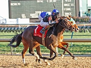 Favored Arena Elvira Prevails in Falls City