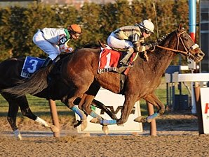 Researcher Wins Prep for Charles Town Classic