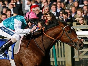 Frankel Pulls Away from European Competition