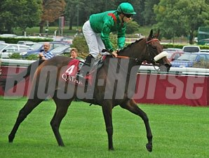 Sarafina in the Prix Foy Arc