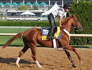 Special Training Time for Derby, Oaks Horses