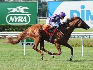 Turf Title Goes to Jetsetter Cape Blanco