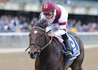 Mott's Breeders' Cup Horses Getting to Work