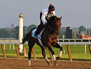 Orb Extends Fair Hill Stay, Preps for Travers