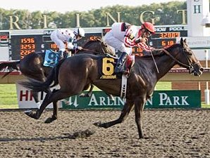 Two Grade III Winners Top Breeders' Futurity