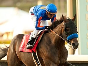 Game On Dude Leads Cup Workers at Santa Anita