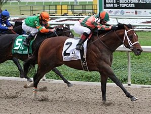 Mark Valeski Overcomes Trouble in Mineshaft