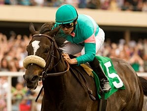 Zenyatta Works Six Furlongs