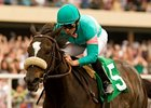 Zenyatta, Lava Man to Walk of Champions