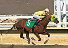 Rapid Redux Scratched at Mountaineer