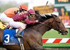 Icabad Crane Wakes Up in Tesio Stakes