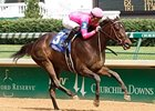 Salty Strike Makes the Grade in Dogwood