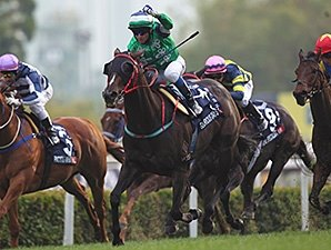 Glorious Days Closes to Win Hong Kong Mile