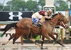 Longshot Eldaafer Steals Brooklyn Handicap
