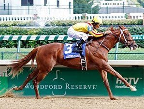 Kantharos Returns in Saratoga Special