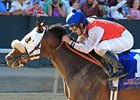 Cyber Secret's Win Streak on Line in Alysheba