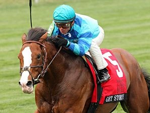 Three-Time Grade I Winner Get Stormy Retired