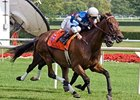 Desormeaux Powers Dynaforce to Beverly D. Win