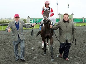 Maker Triples, Breaks Keeneland Spring Mark